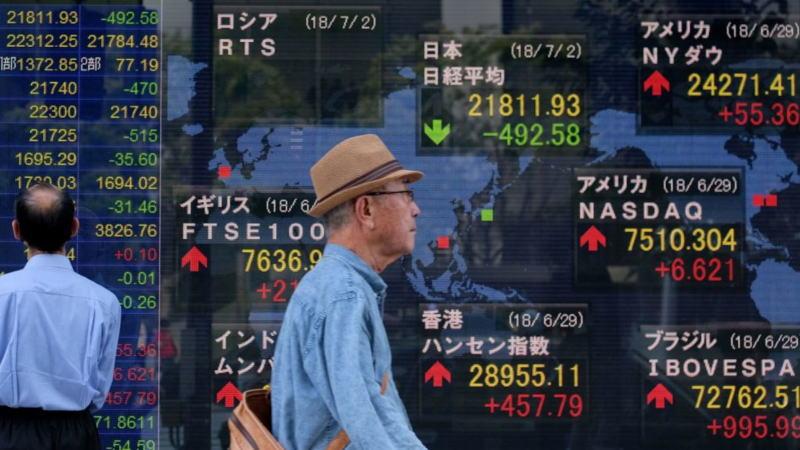 华尔街押注国际股市在长达十年的低迷后,将在2020年跑赢美国