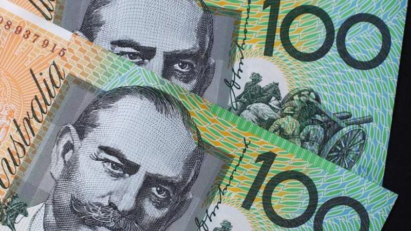 澳联储认为本币估值合理,澳元兑美元飙升