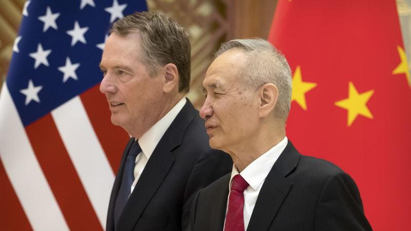 美国贸易谈判代表将很快前往中国进行面对面会谈,双方近期都展开了积极的行动