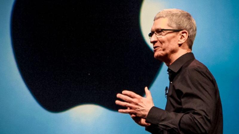 苹果暴涨超10%,市值达到1.86万亿美元,成为全球市值最大的公司