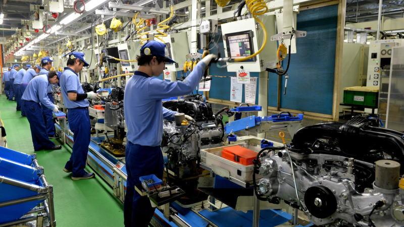 出口需求疲软,日本制造业PMI连续7个月萎缩