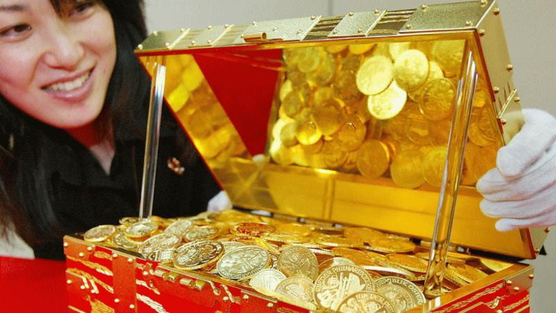 与金融危机时期不同,本轮黄金飙升主要的推动力不是实物需求而是黄金ETF
