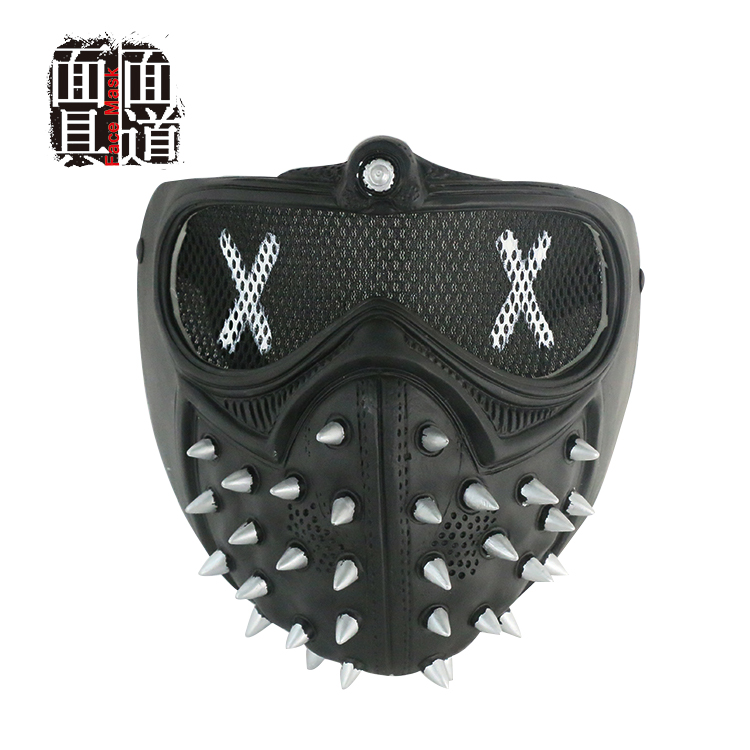 Watch Dogs  All Masks