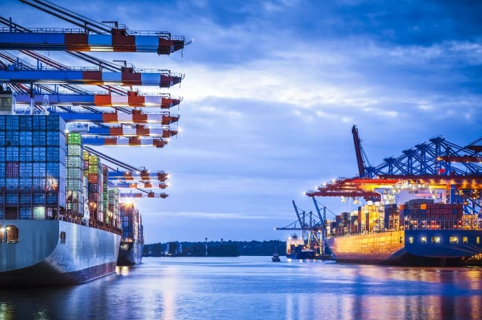 ocean freight charges