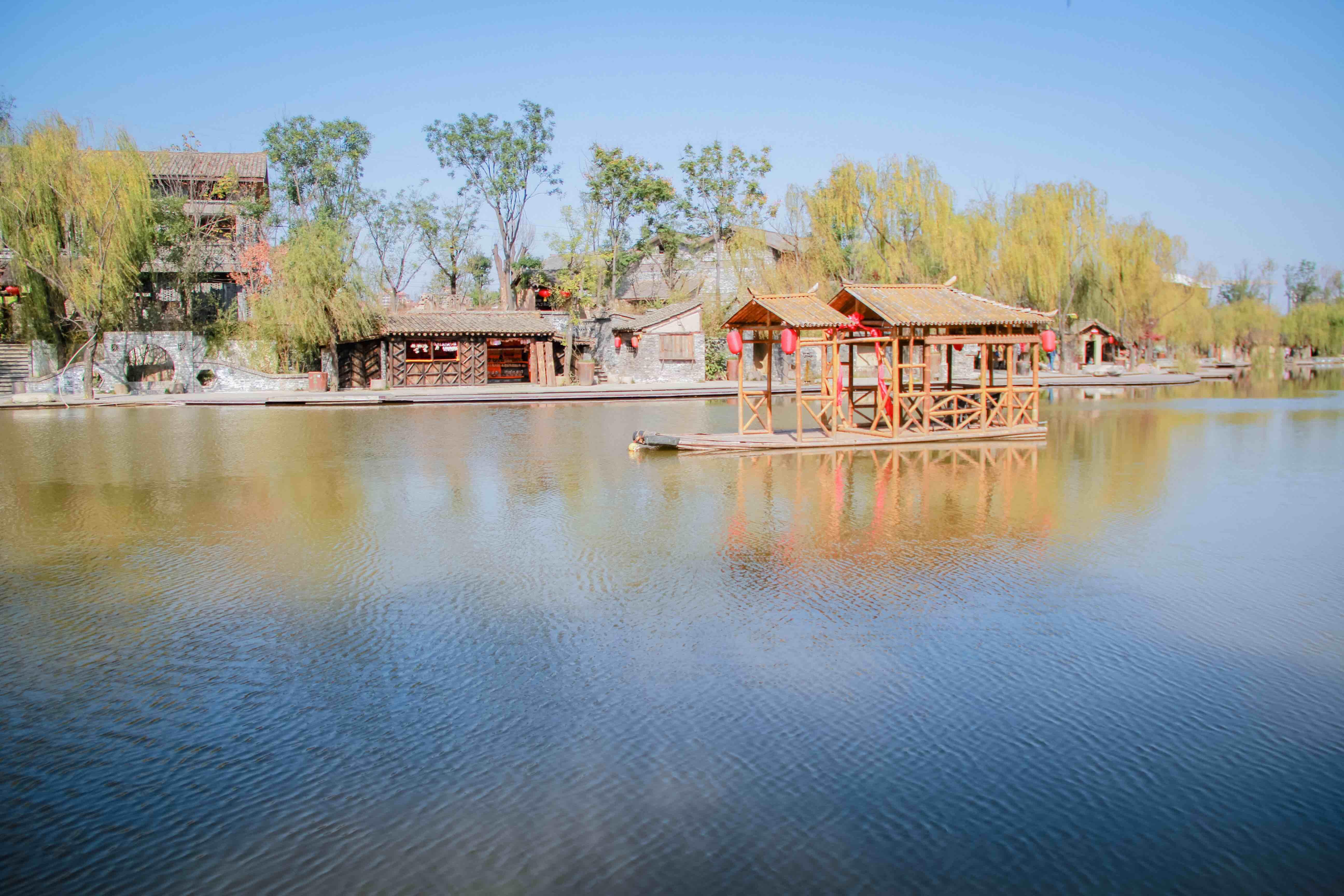 沙河湿地公园