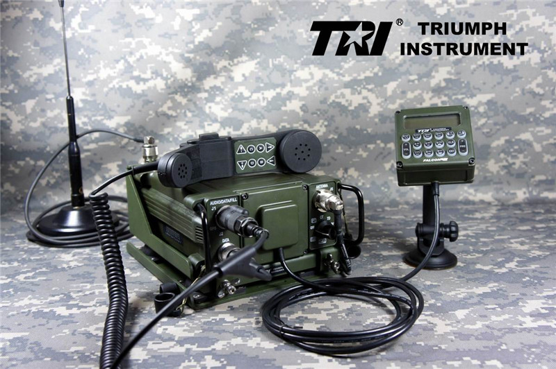 TRI PRC-117G vehicle mount shock mount an VRC-103 (UV) (recommended by  manufacturer)