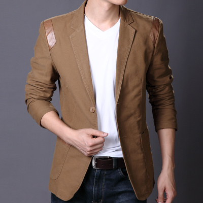 Autumn coat 2015 autumn new men's small suit men's casual suit men 1270
