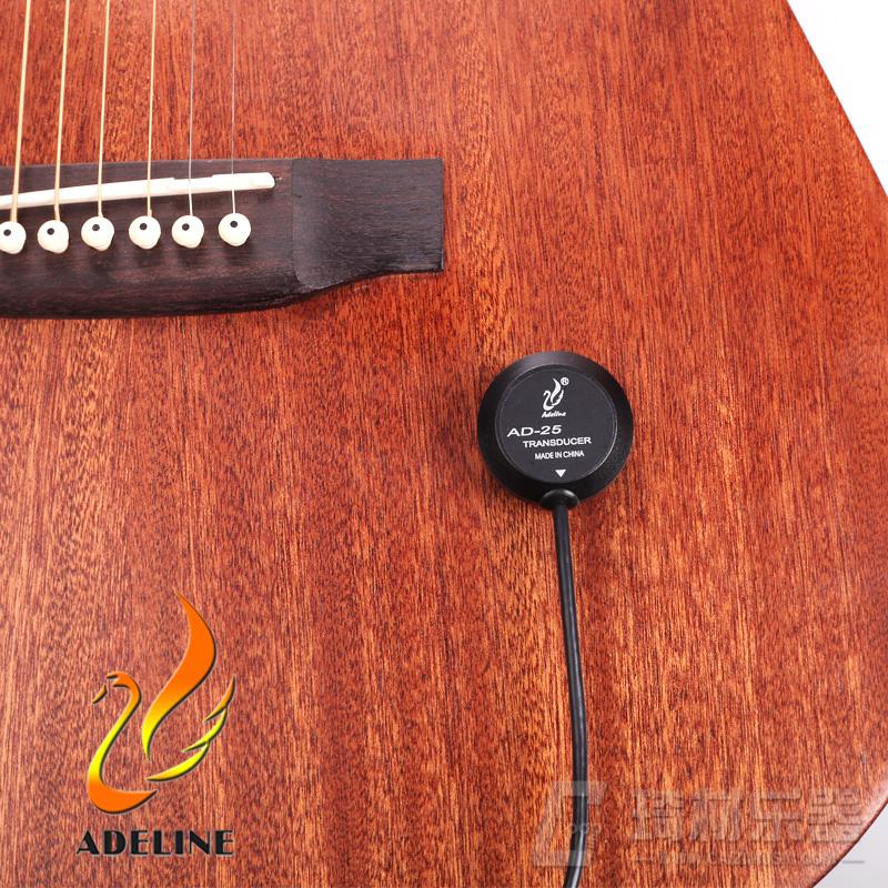 Ed Lynn AD25 / 33/35 Древний классический Звукозаписывающая акустическая гитара панель в подарок линия