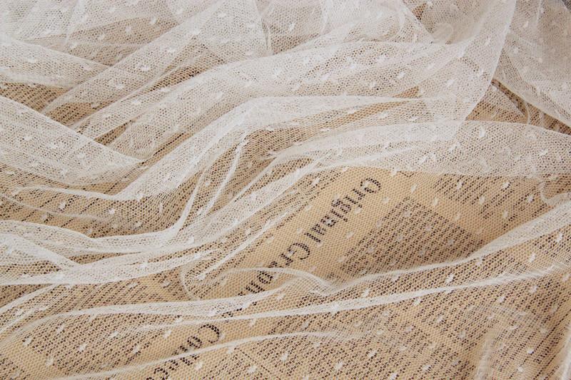 Высокое качество одежда звезда немного вышитый марля / черный белый вид из окна занавес кружево ручной работы ткань diy ткань