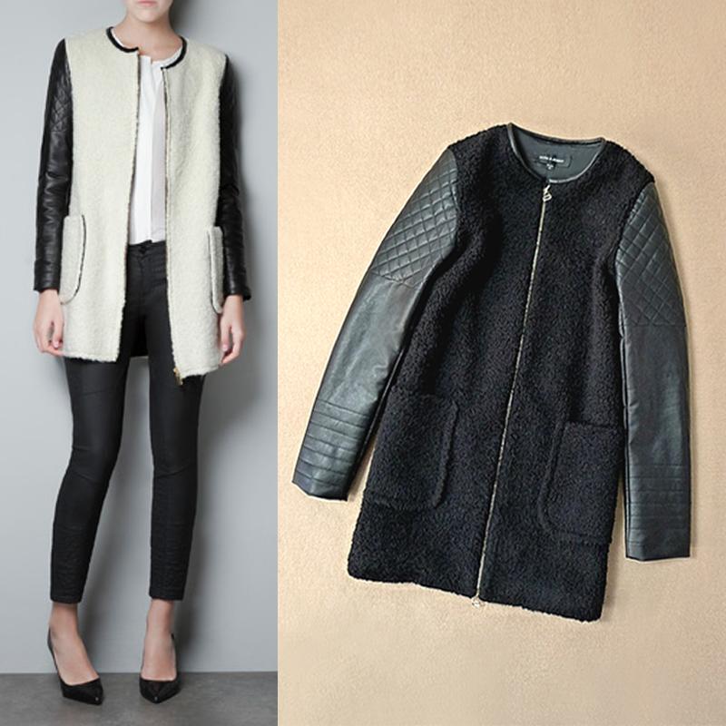 женское пальто 2012 (AW) sy005 2012 ZARA 7705/829