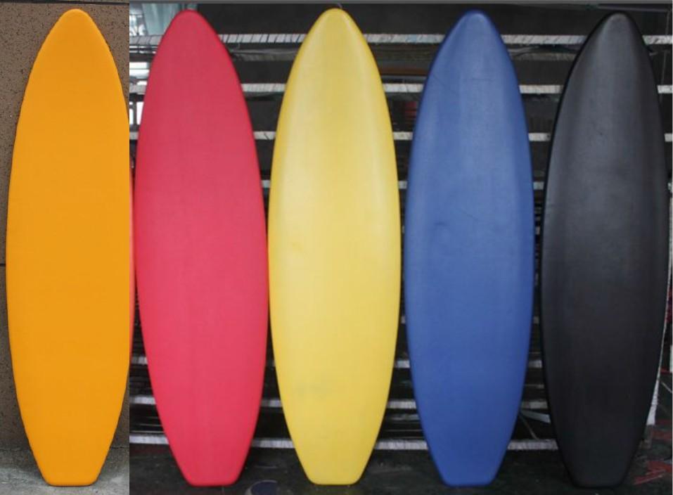6 футов 1 метр 8 серфинга панель Многоцветный дополнительный показ объявлений панель бутафория панель украшение панель surfboard