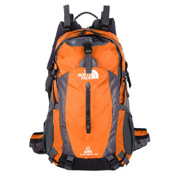 Professional outdoor mountaineering bag suspension bracket TCS backpack system 40l50l double shoulder mountaineering bag computer bag