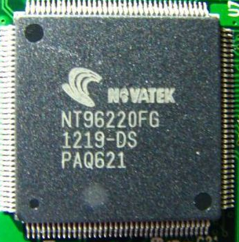NT96220FG NOVATEK wing driving recorder master chip IC LCD