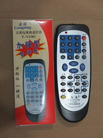 Tcl Tv Universal Codes