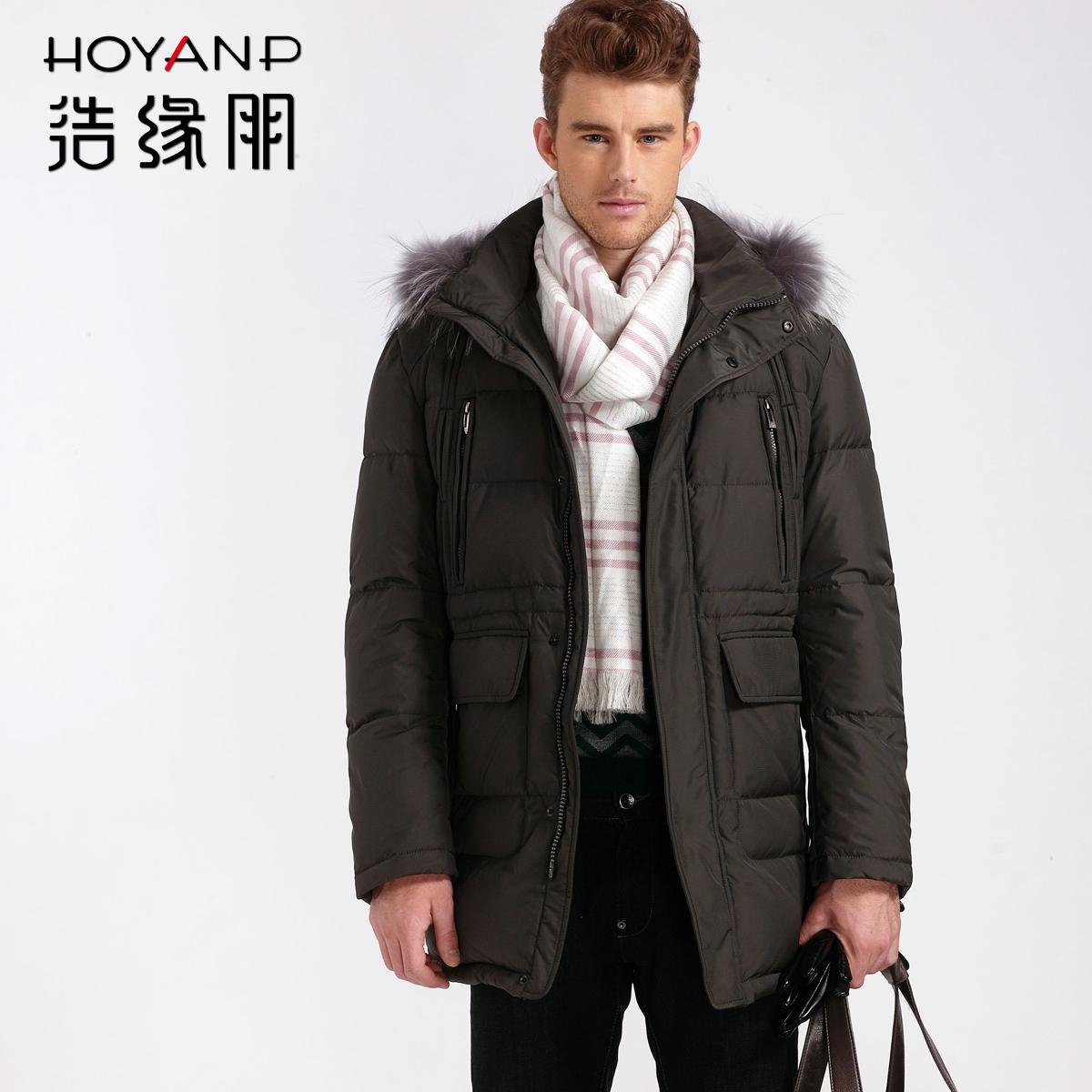 Пуховик мужской HOYANP HA/001 2012