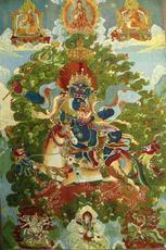 Тханка Буддийские статуи благоприятные дни женский