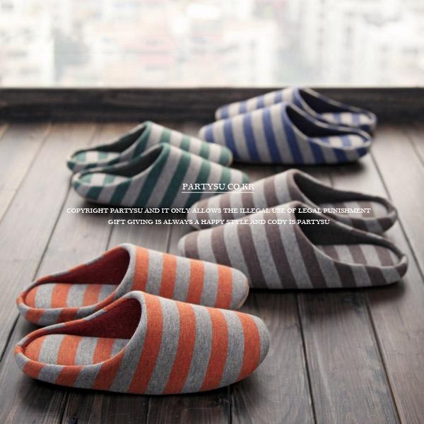 环保纯棉布底的布艺木地板居家室内拖鞋秋冬季情侣男女软底无声