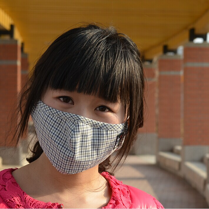Защитная маска Green Shield PM2.5 Green Shield