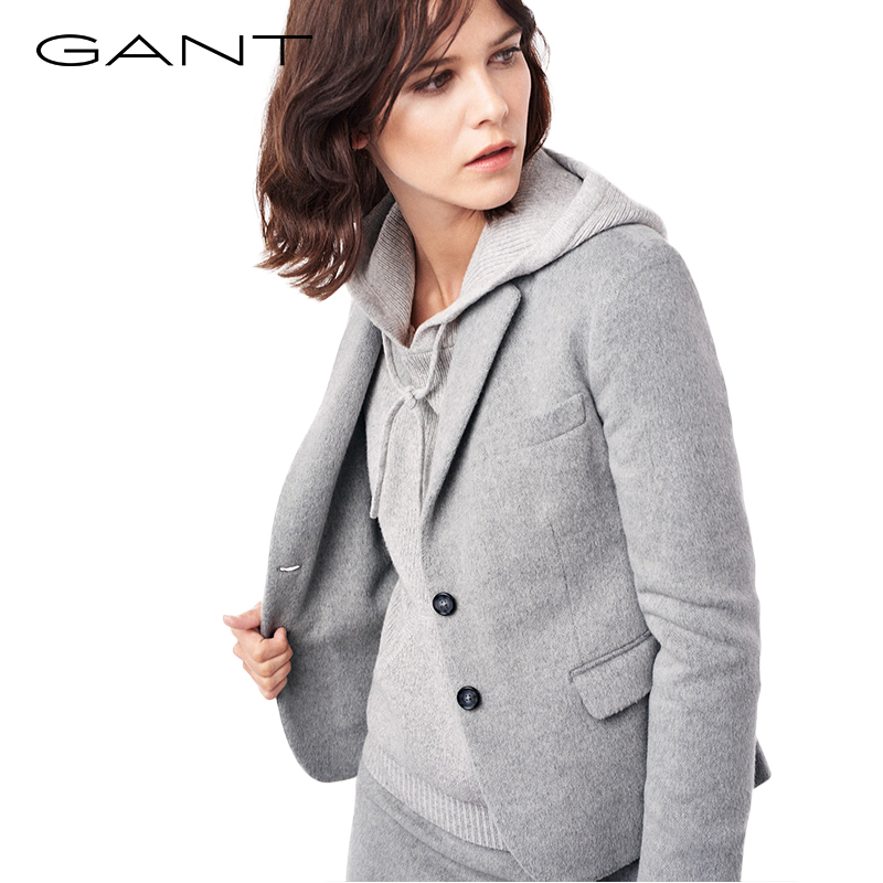 8204811526 GANT Gant spring and summer ladies net color slim small suit jacket 476659