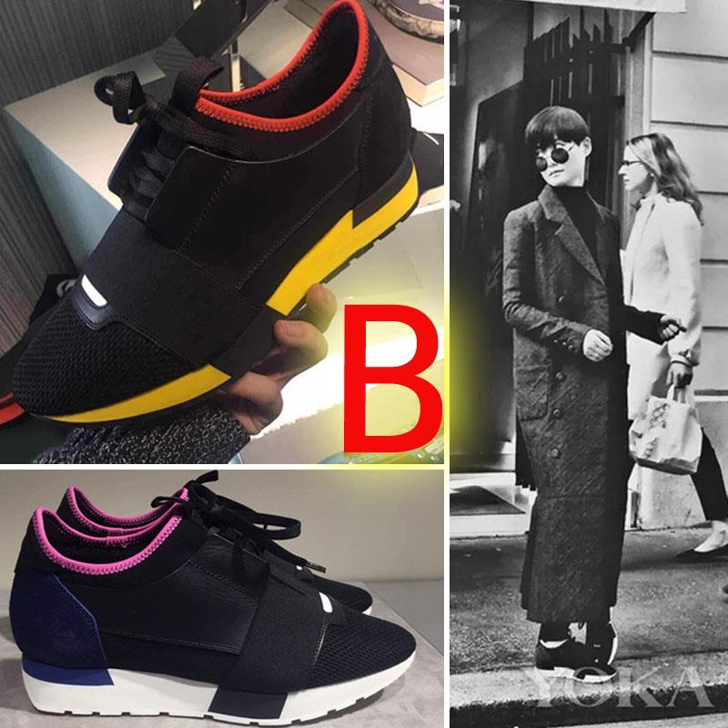 木林森女鞋2015夏季新款女式真皮内增高休闲鞋透气纱网QW5121986