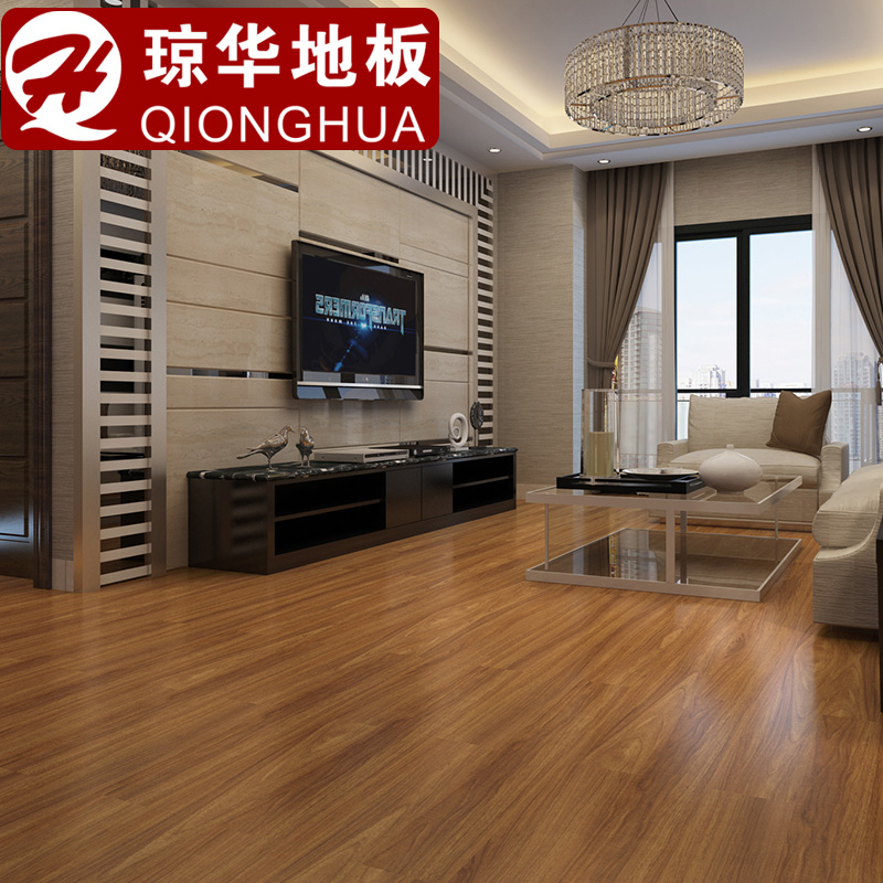 Self Adhesive PVC Floor Leather Carpet Thick Wear Resistant Waterproof WPC Home Sticker