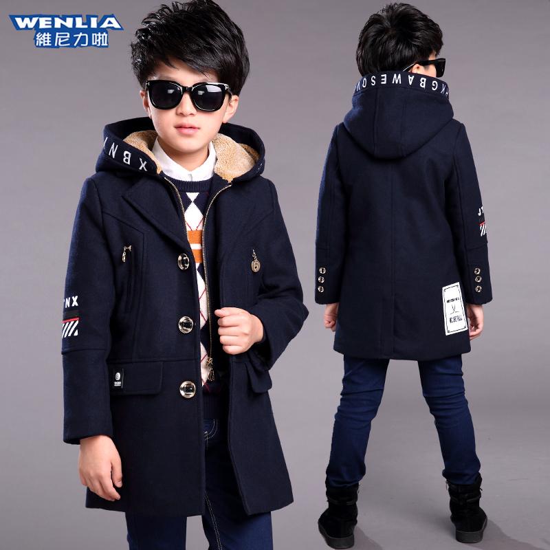 Пальто детское Wenlia 2017