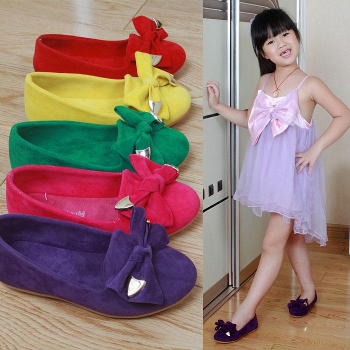 芙瑞可童鞋春秋款女童皮鞋宝宝鞋儿童鞋子公主鞋单鞋1-3-5岁黑红