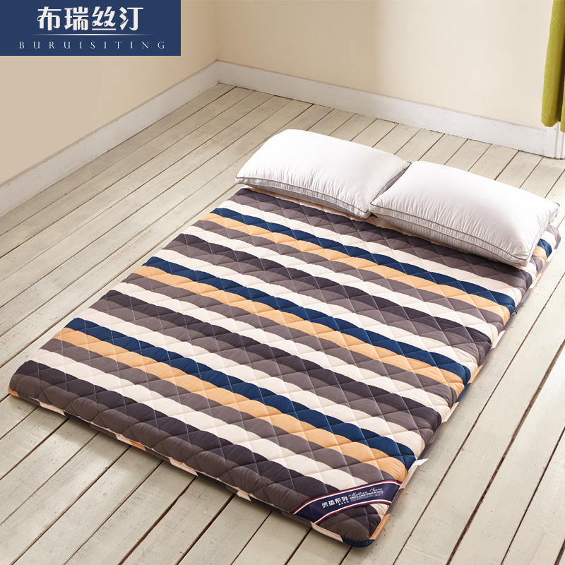 Cotton Anese Tatami Mat Mattress Thickened Single Double Dormitory Floor Mats Foldable 1 5 8m