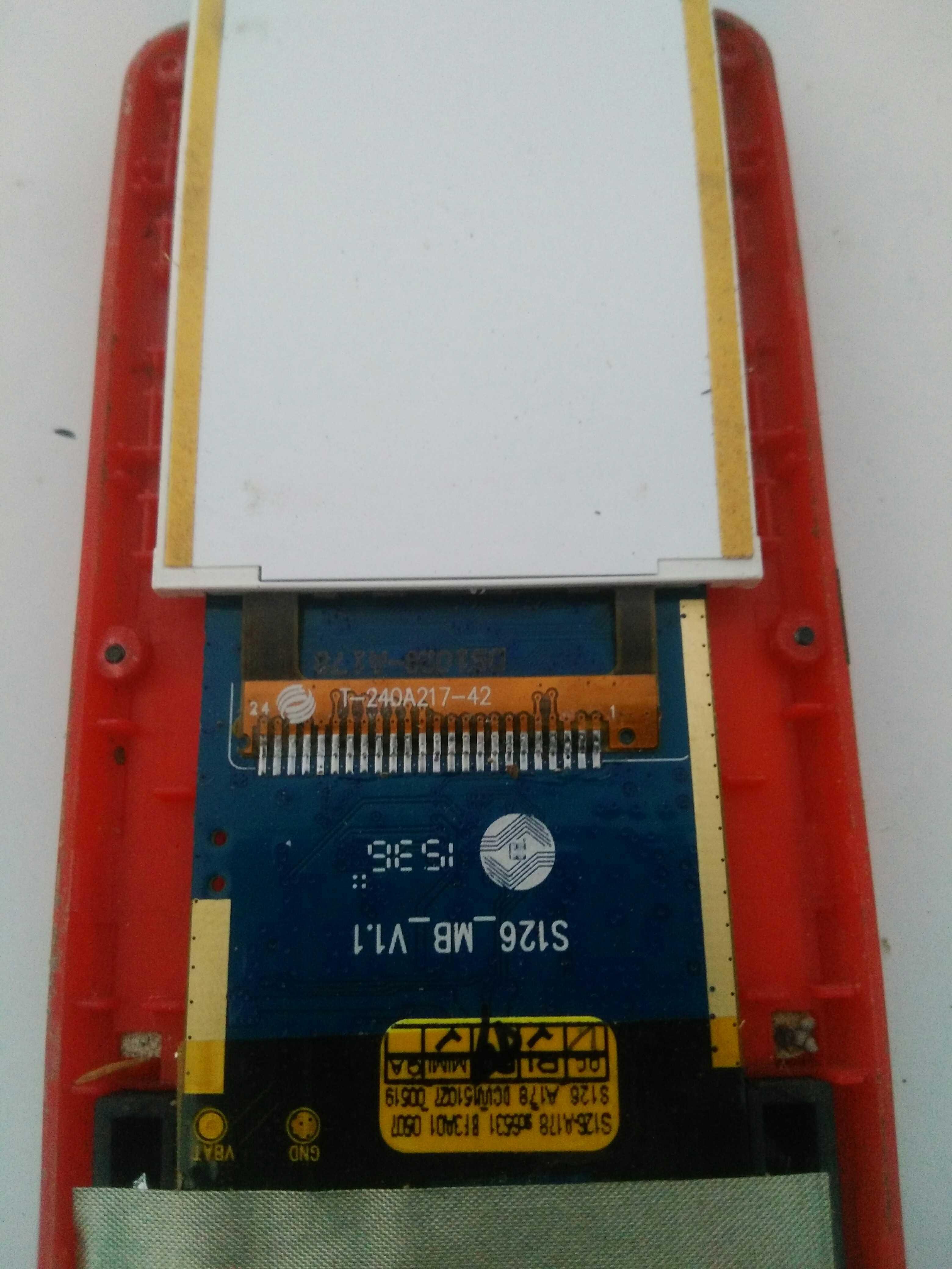 Запчасти для мобильных телефонов OTHER T-240A217-42 24 OTHER / Other