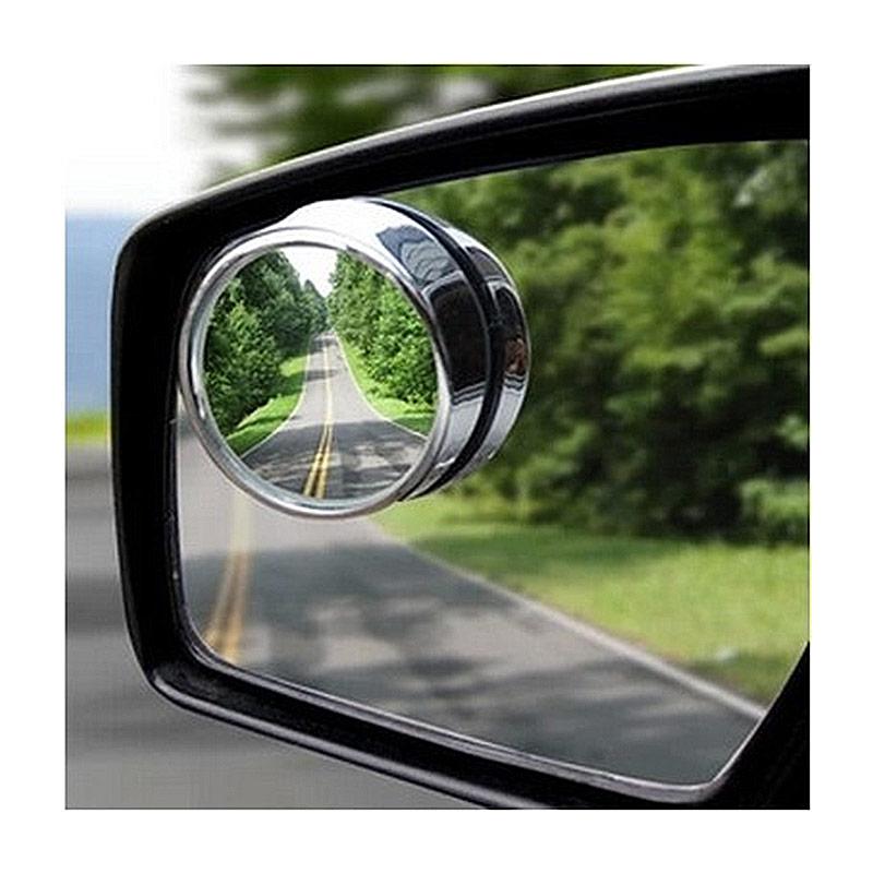 正品3R汽车可调节角度后视广角大视野车外照地盲点倒车辅助镜上镜