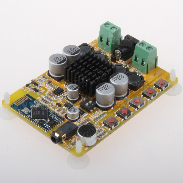 Tda7492 Bluetooth 4 0 amplifier Board 2 * 50W digital amplifier 2