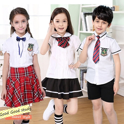 0643cbf173 Clearance Japan and South Korea Girls students wear uniforms class clothes  Korean version of the boys kindergarten clothes primary school uniforms  Japanese ...
