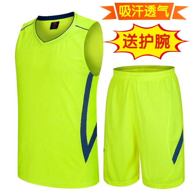 男夏季运动服纯棉无袖套装大码休闲透气健身跑步服装宽松背心短裤