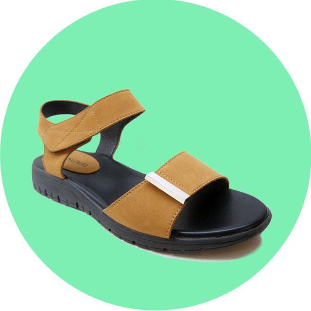 康奈女凉鞋女鞋2017夏季正品牛皮真皮高跟细跟尖头时尚舒适女皮鞋