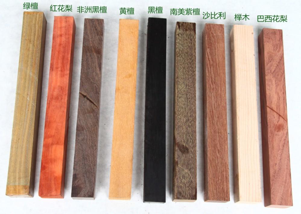 Деревянная резная фигурка Разнообразие махагон зеленый Тан фиолетовый светло-коричневый пурпурное сердце дерева пресс-папье материал может быть согласно изготовленный на заказ Размер урожая 30*5*2.5 см