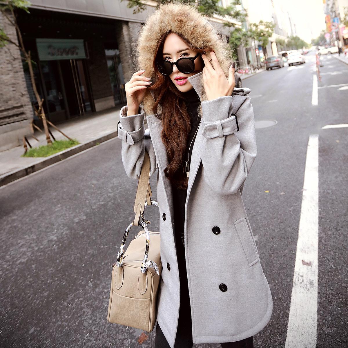无心法师金泰妍米露黄美英同款衣玖芭衫女装外套新款中长款专柜