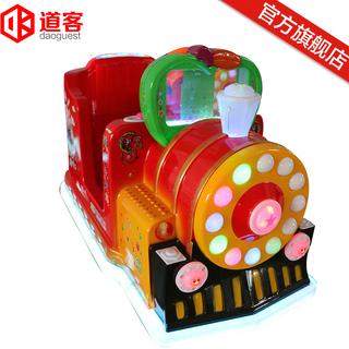 Качалки,  Продаётся напрямую с завода 2020 новый небольшой поезд качели машинально / озноб / качели автомобиль монета электрический игрушка, цена 15044 руб