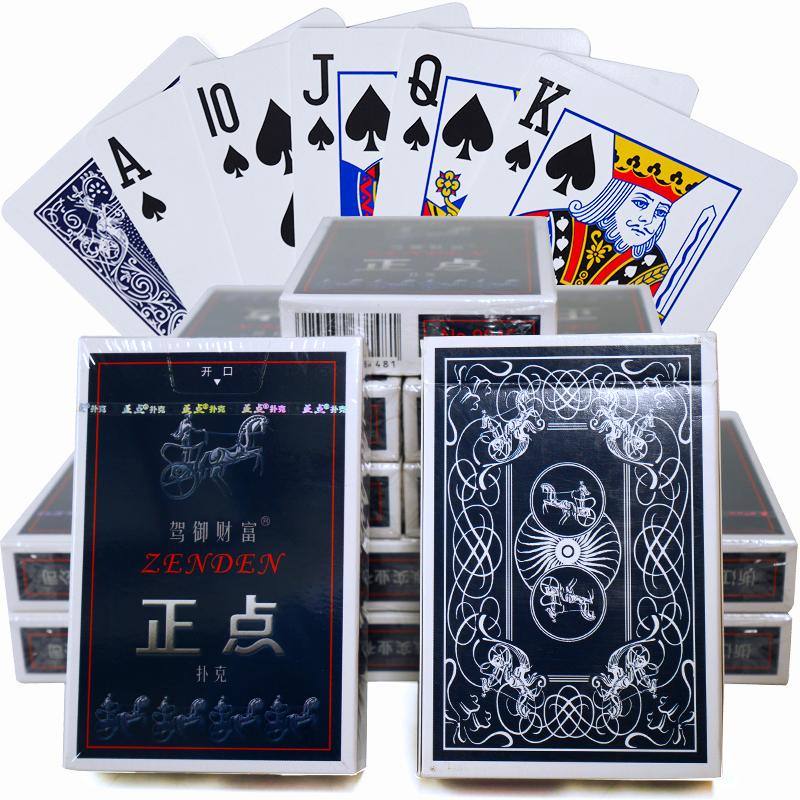 Пунктуальные покерные карты Adult Bridge Landlords Creative Solitaire FCL распродажа Оптовая продажа Parker 8845