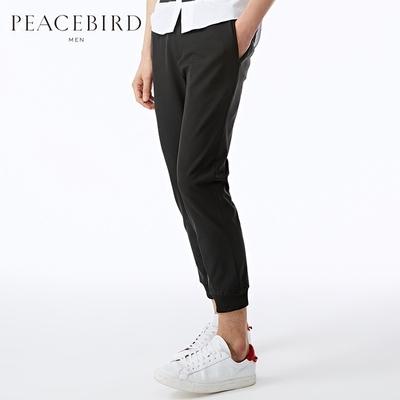 Hòa bình Bird Nam Cắt Quần Mùa Hè Chân Nhỏ Quần Chân Slim Fit 9 Quần BWGB62227