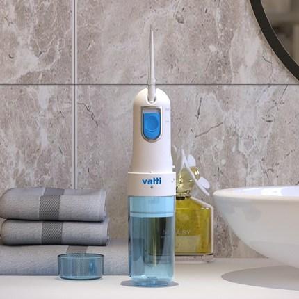 Vatti/华帝便携式冲牙器水牙线洗牙机家用电动洁牙机齿清洁牙结石