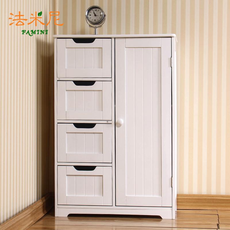 USD 78.50] Famini living room locker single kitchen cabinet ...