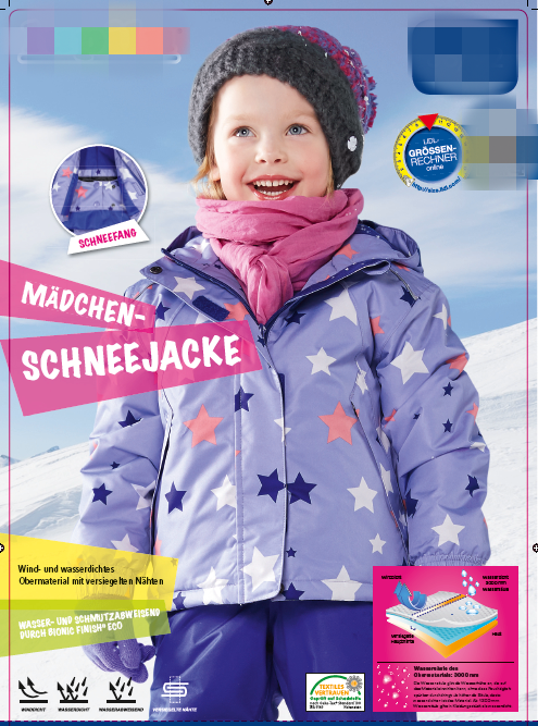 ... original single  Share. Export German children s jackets ski clothing  outdoor plus velvet thick warm jacket waterproof cold Foreign Trade d2e8460c0