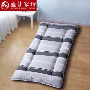 榻榻米床垫地垫可折叠打地铺睡垫学