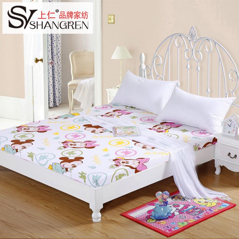 Shangren bông cotton 3 4 5 6 7 8 9 10 cm cm độ dày cao nâu mat mỏng pad với tấm ga trải giường