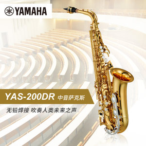 Yamaha/雅马哈 YAS-200DR 标准型 DR系列 中音萨克斯