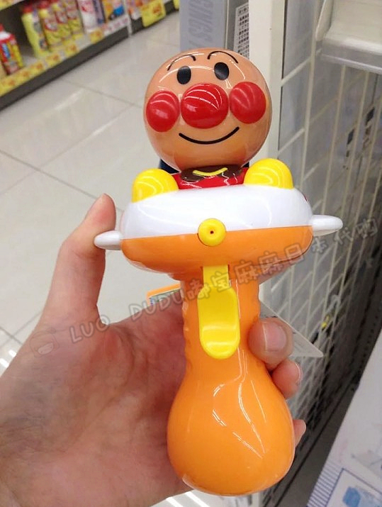 Япония супермен мини водяной пистолет песчаный пляж ванная комната купание купаться игрушка ребенок ребенок ребенок игрушка космический корабль