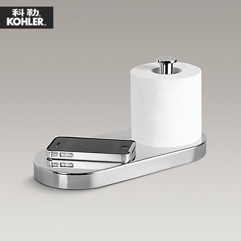 kohler toilet paper holder k 37299t cp opel toilet paper holdervertical typetoilet paper holder bathroom accessories - Bathroom Accessories Kohler