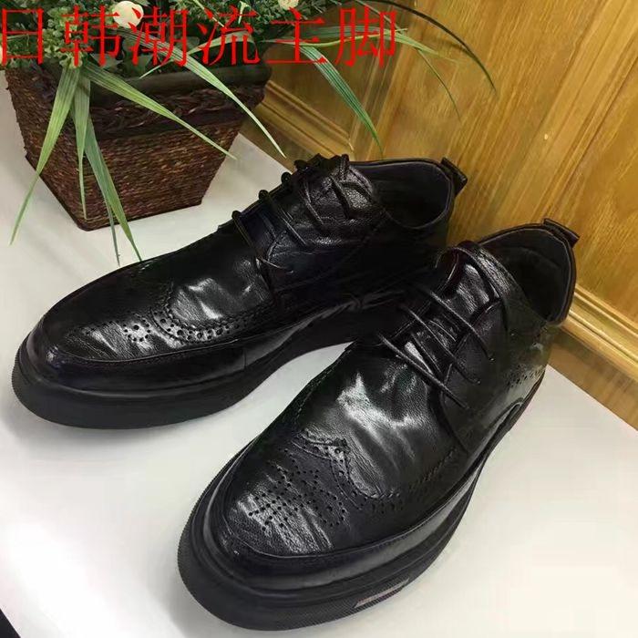2016年新款冬季运动鞋冬款休闲冬天韩版大学生高中生初中生男鞋子