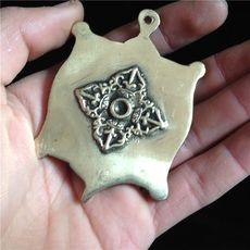 Тибетский сувенир из бронзы Тибет медь