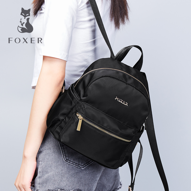 (Second grab)gold Fox female bag lady bag fashion wild low-cost package sold out do not fill